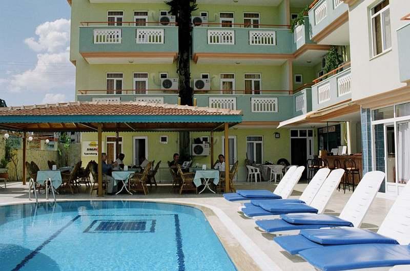 Victoria Princess Hotel & Apart Terrasse