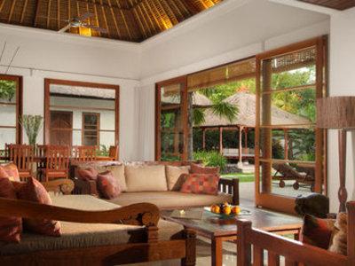 Karma Jimbaran Resort Lounge/Empfang