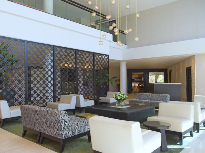 Sofitel Noosa Pacific Resort  Lounge/Empfang