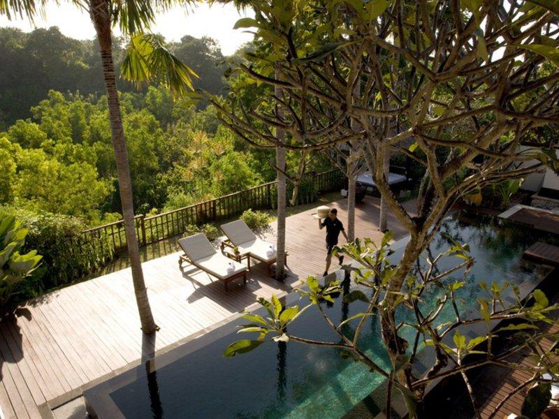 Karma Jimbaran Resort Terrasse