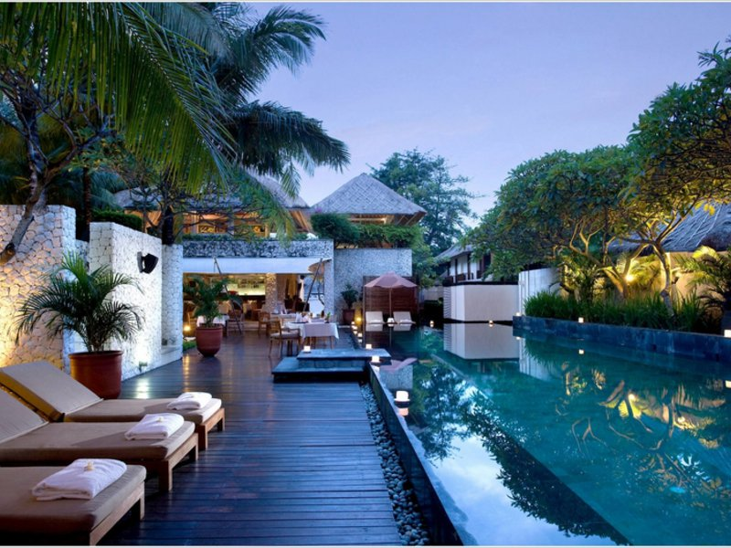 Karma Jimbaran Resort Pool