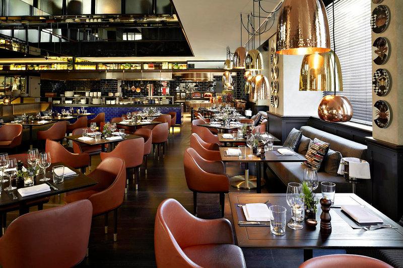 QT Sydney Restaurant