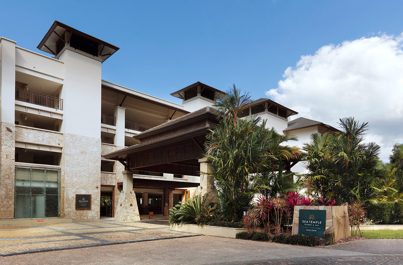 Pullman Palm Cove Sea Temple Resort & Spa Außenaufnahme