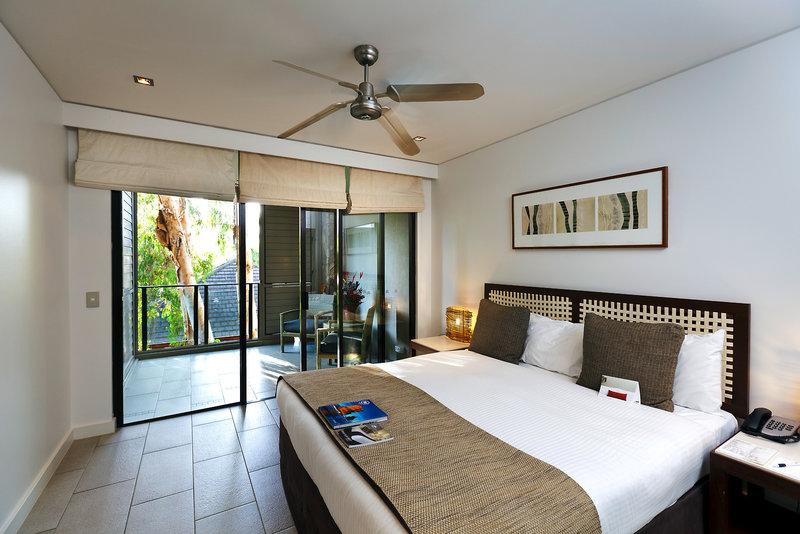 Pullman Palm Cove Sea Temple Resort & Spa Wohnbeispiel