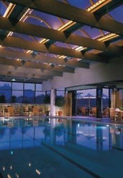 The Ritz Carlton Buckhead Hallenbad