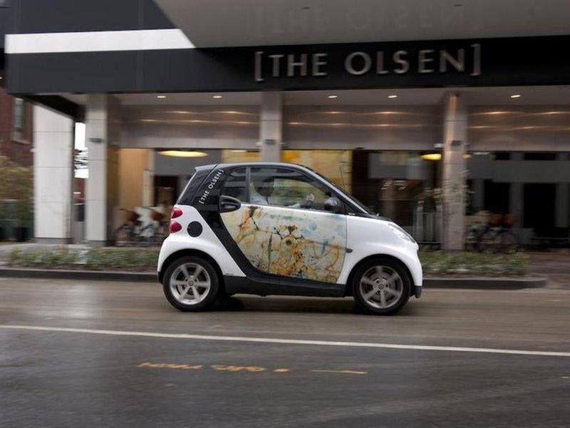 Art Series - The Olsen Sport und Freizeit