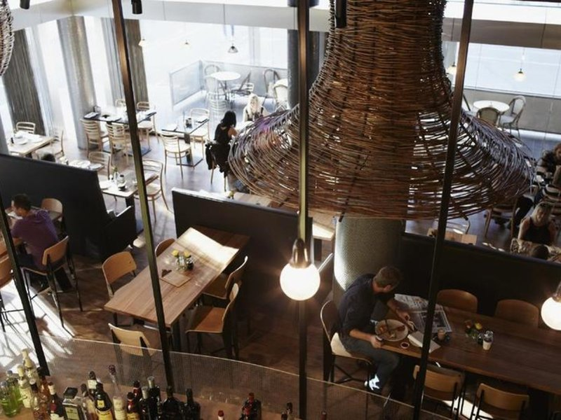 Art Series - The Olsen Restaurant