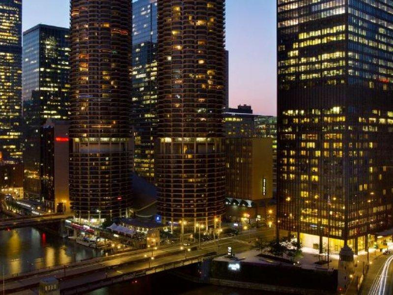 The Langham Chicago Außenaufnahme