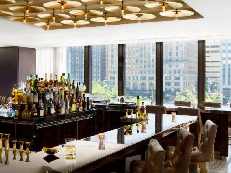 The Langham Chicago Bar