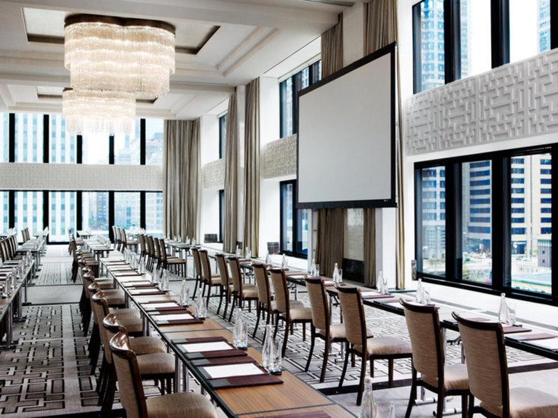 The Langham Chicago Konferenzraum