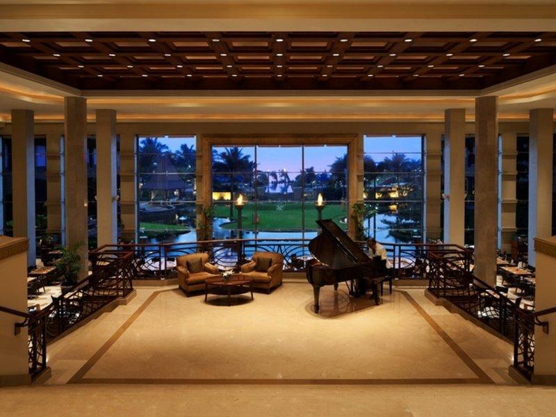 JW Marriott Mumbai Juhu Lounge/Empfang