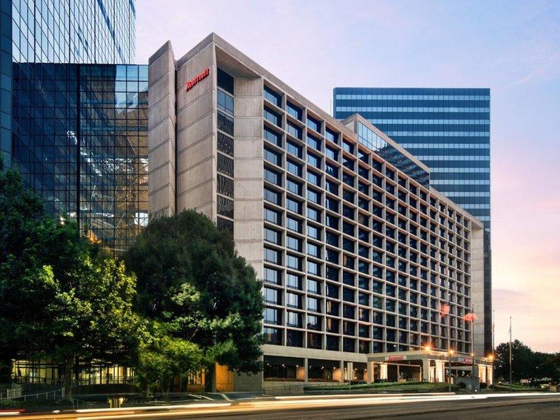 Dallas Marriott City Center Außenaufnahme