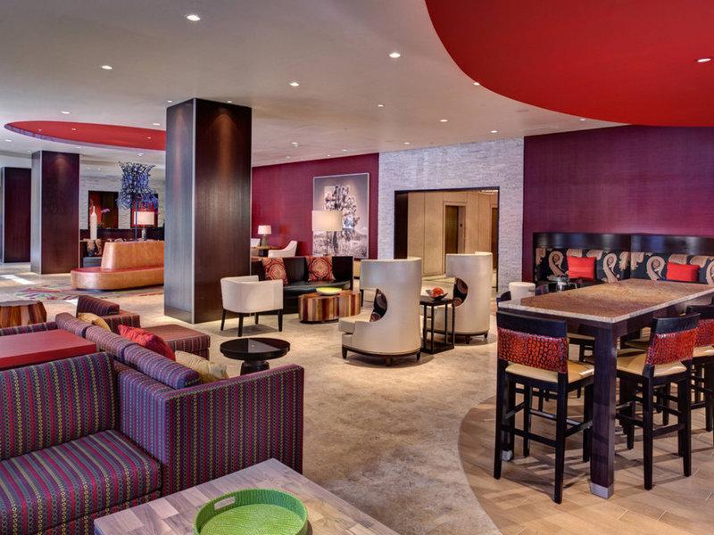 Dallas Marriott City Center Bar