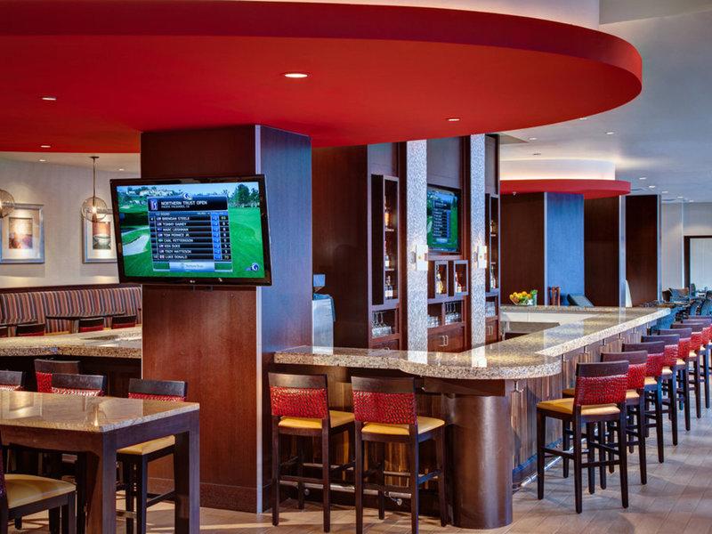 Dallas Marriott City Center Restaurant