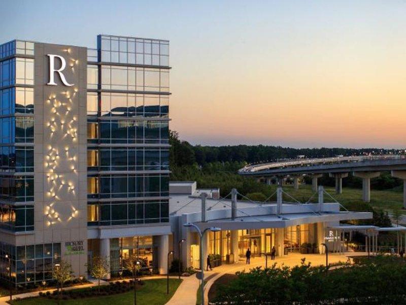 Renaissance Atlanta Airport Gateway Hotel Außenaufnahme