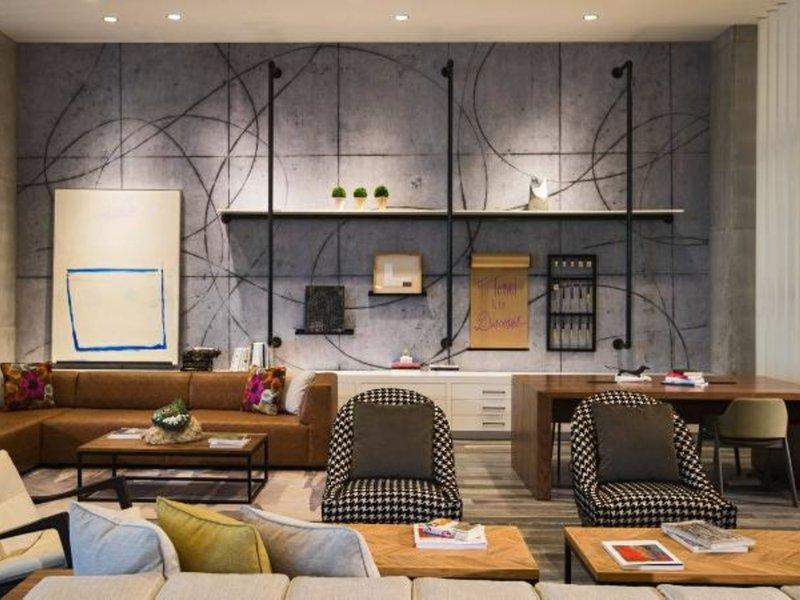 Renaissance Atlanta Airport Gateway Hotel Lounge/Empfang