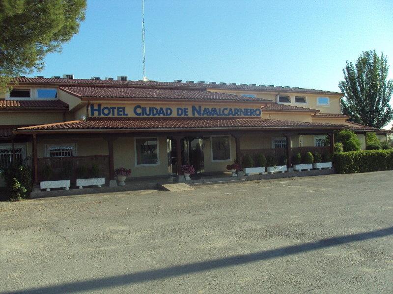 Ciudad de Navalcarnero Außenaufnahme