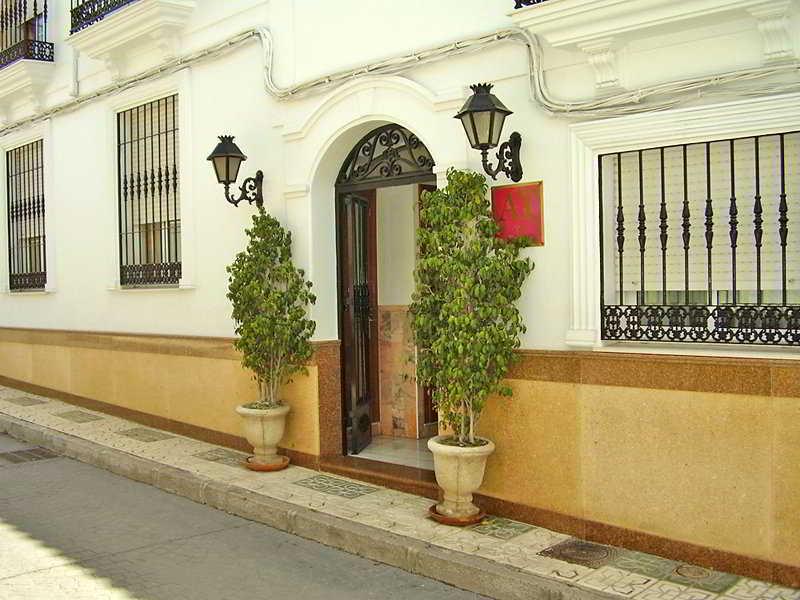 Abril Apartamentos Lounge/Empfang