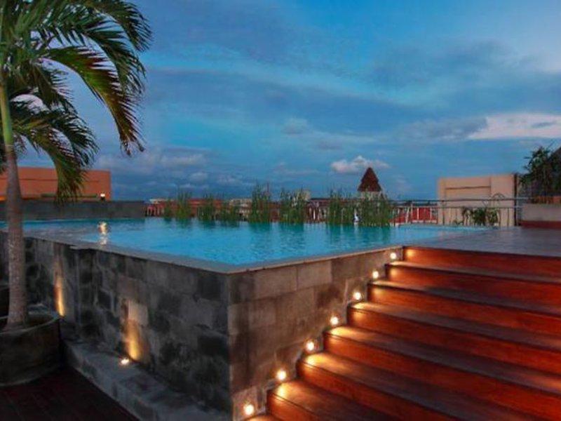 The Tusita Bali Terrasse