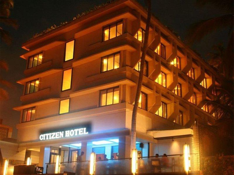 Citizen Hotel Außenaufnahme
