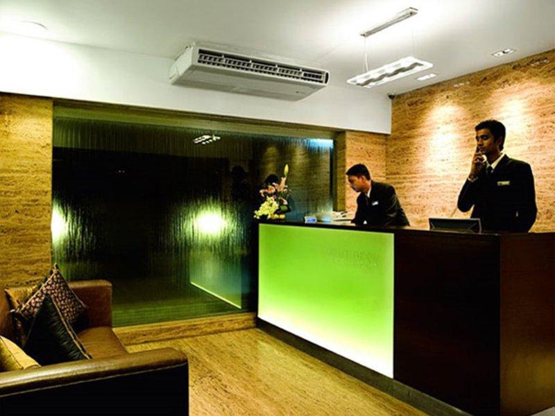 Jewel Of Chembur Lounge/Empfang