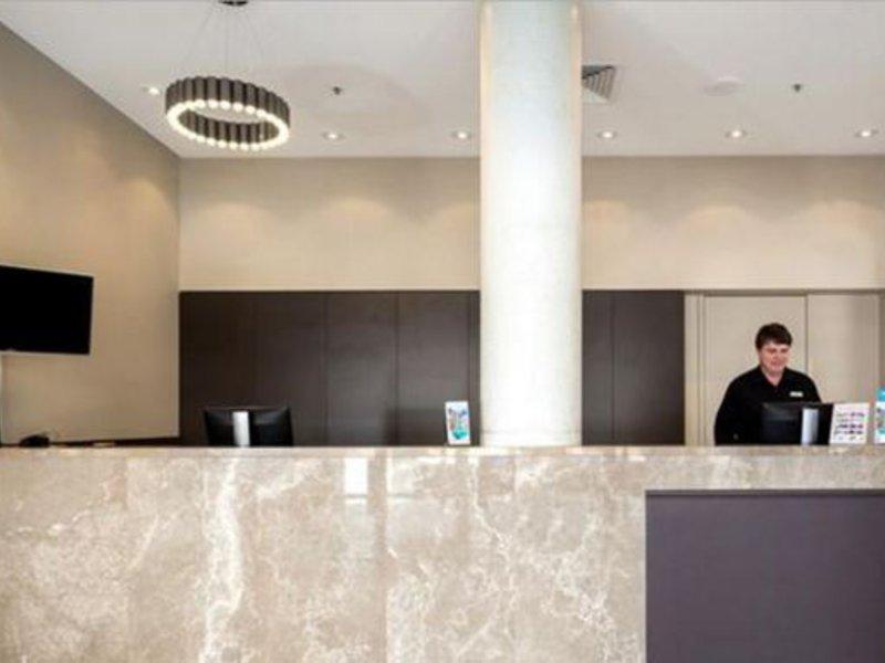 Paradise Centre Apartments Lounge/Empfang