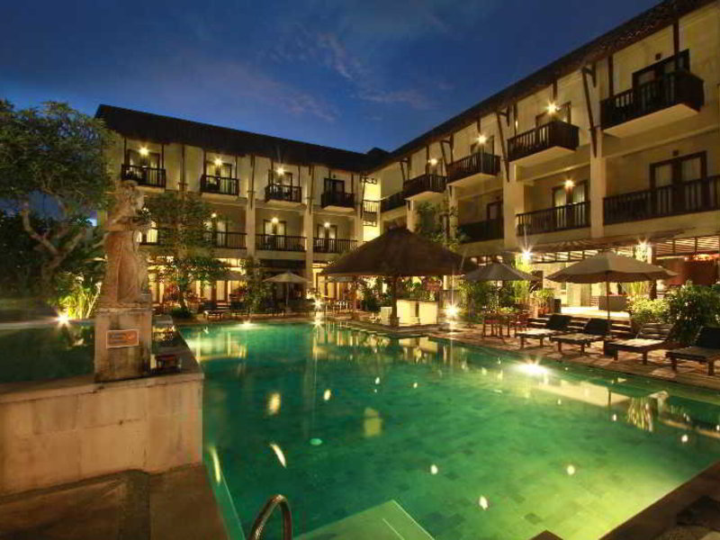 The Lokha Legian Pool
