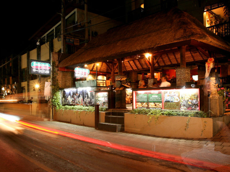 The Lokha Legian Restaurant