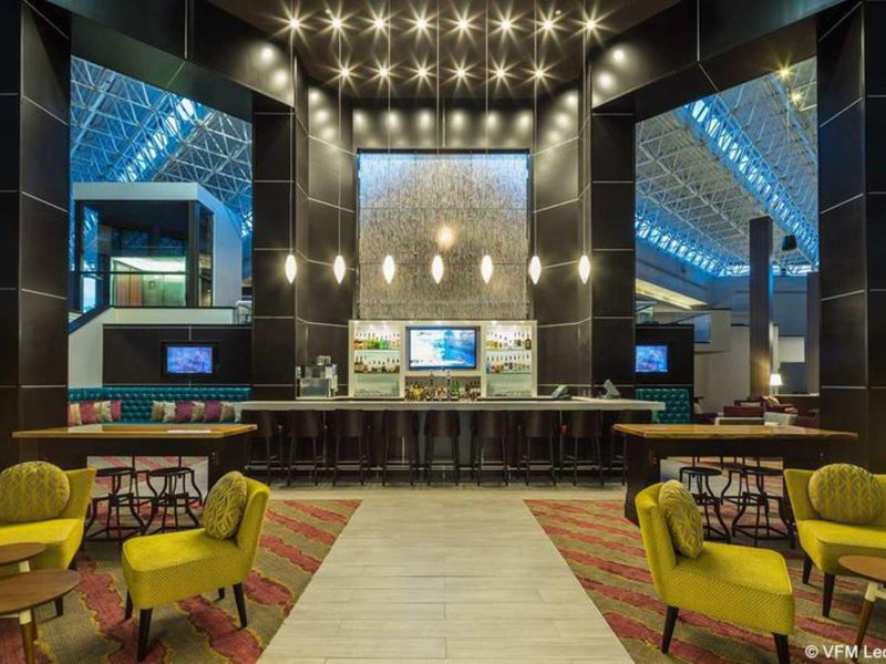 DoubleTree by Hilton Hotel Austin Northwest Arboretum Lounge/Empfang