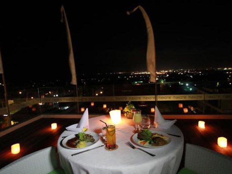 Maxonehotels@Bukit Jimbaran Restaurant