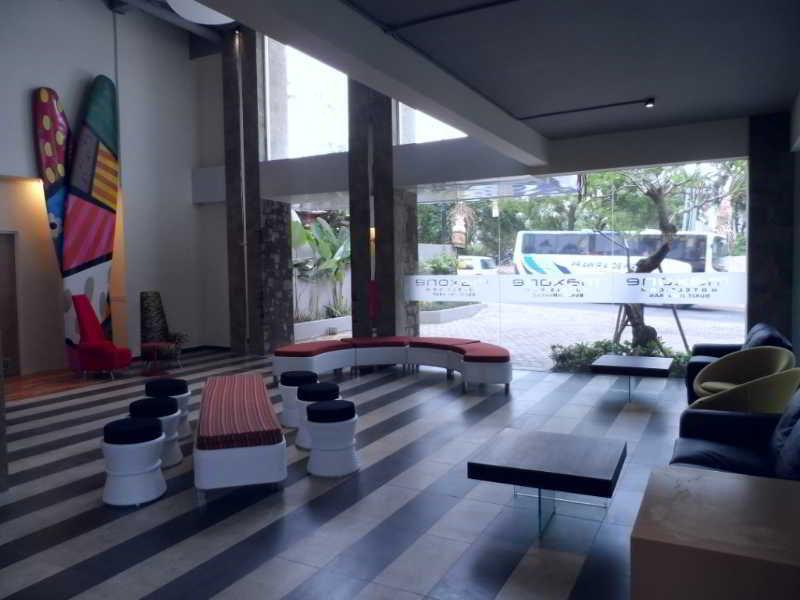 Maxonehotels@Bukit Jimbaran Lounge/Empfang