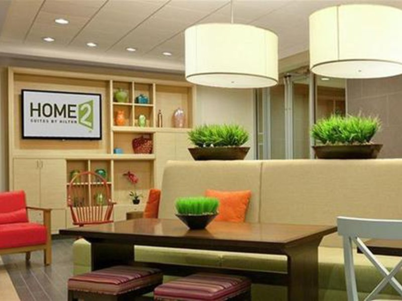 Home2 Suites by Hilton Austin North/Near the Domain Lounge/Empfang