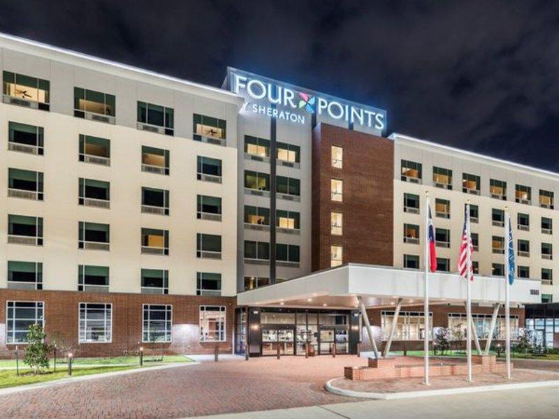 Four Points by Sheraton Houston Energy Corridor Außenaufnahme