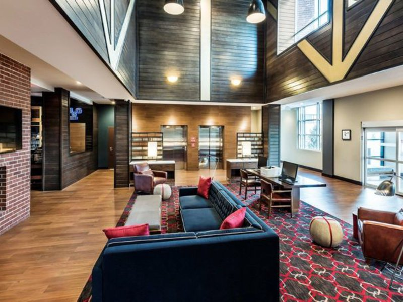 Four Points by Sheraton Houston Energy Corridor Lounge/Empfang