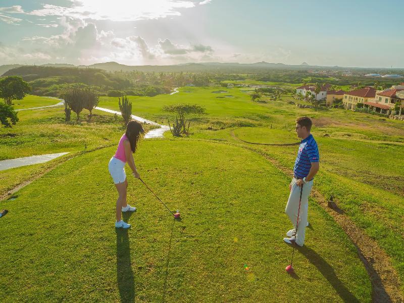 Tierra Del Sol Resort Sport und Freizeit