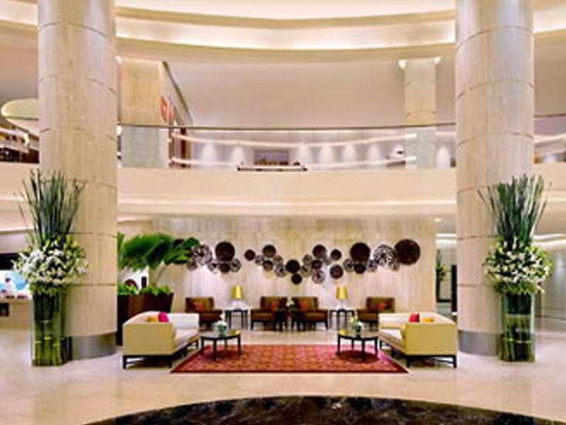 Courtyard by Marriott Mumbai International Airport Lounge/Empfang