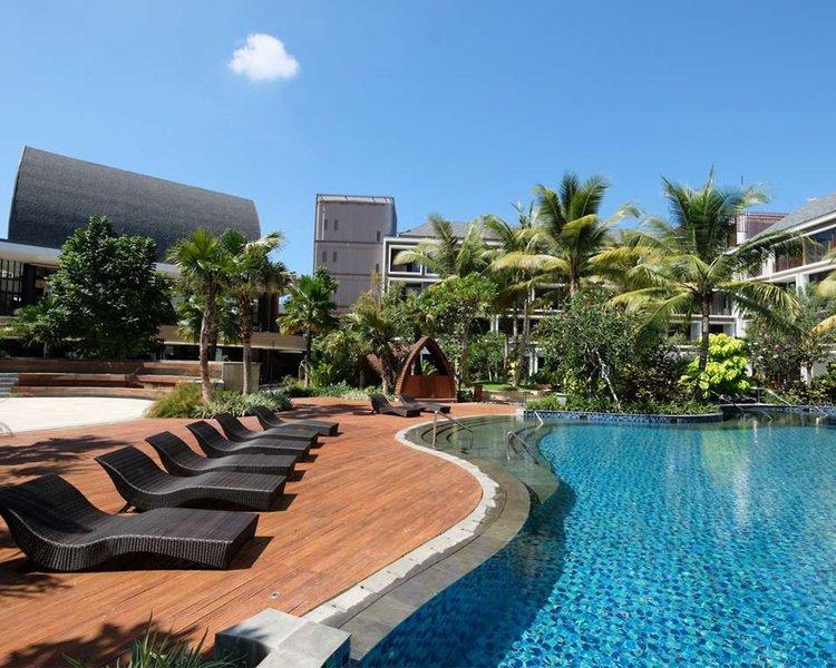 Golden Tulip Jineng Resort Bali Pool