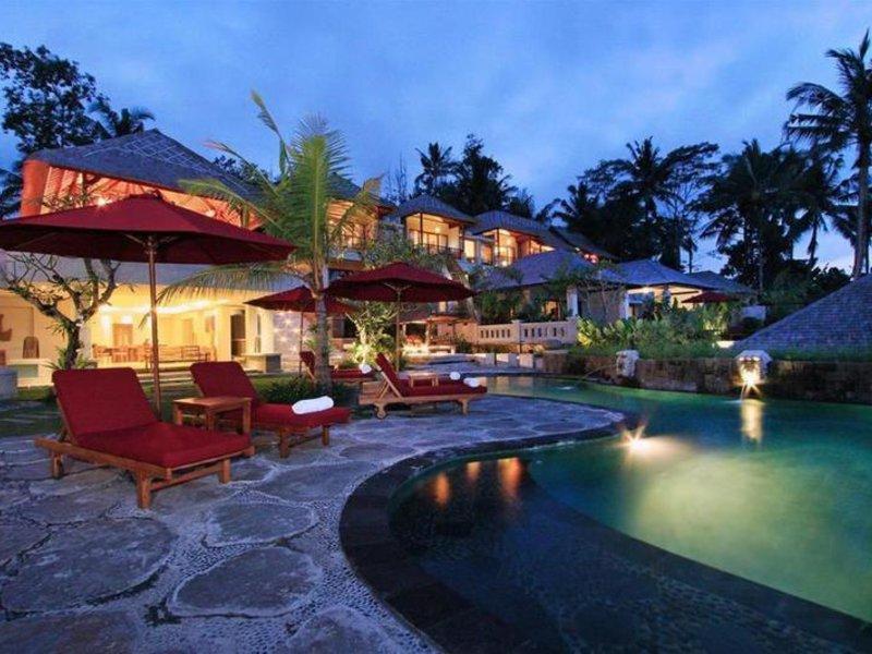 Puri Sebali Resort Pool