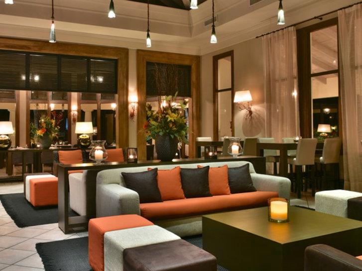 Tierra Del Sol Resort Lounge/Empfang