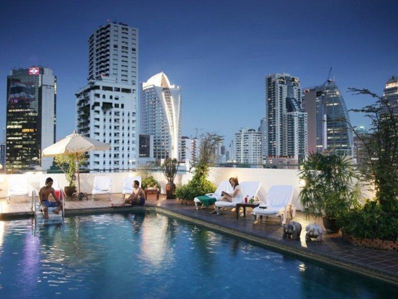 Best Comfort Residential Hotel Pool