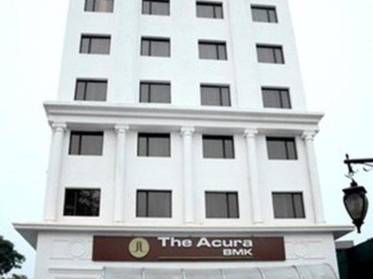 The Acura BMK Außenaufnahme