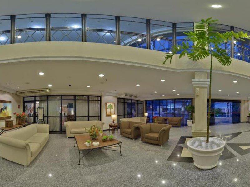 Tulip Inn Fortaleza  Lounge/Empfang