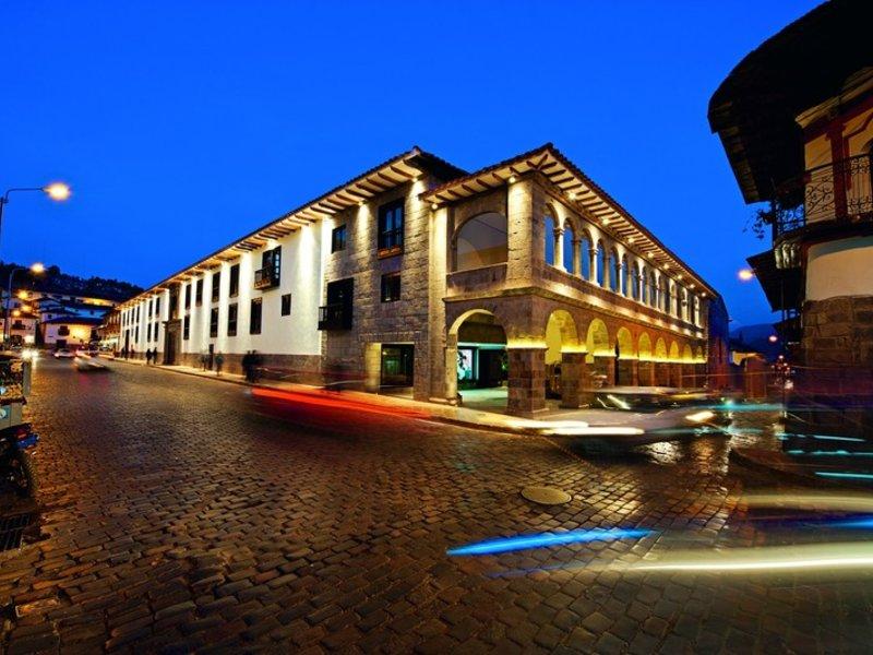 JW Marriott El Convento Cusco Außenaufnahme