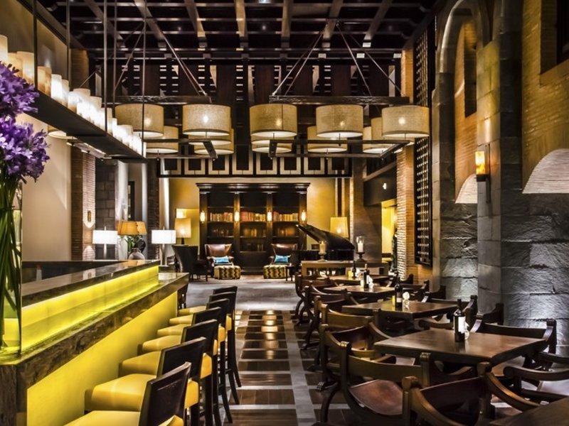 JW Marriott El Convento Cusco Bar