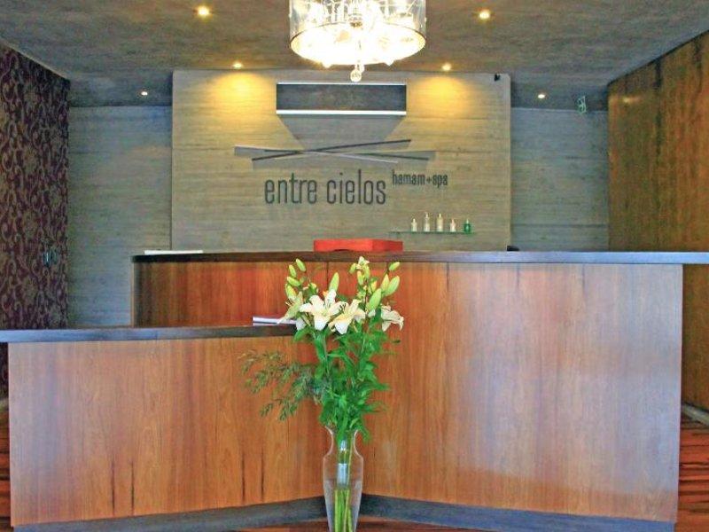 Entre Cielos Lounge/Empfang