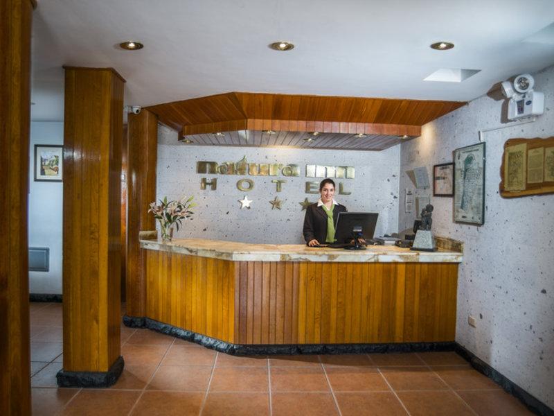 Natura Inn Lounge/Empfang