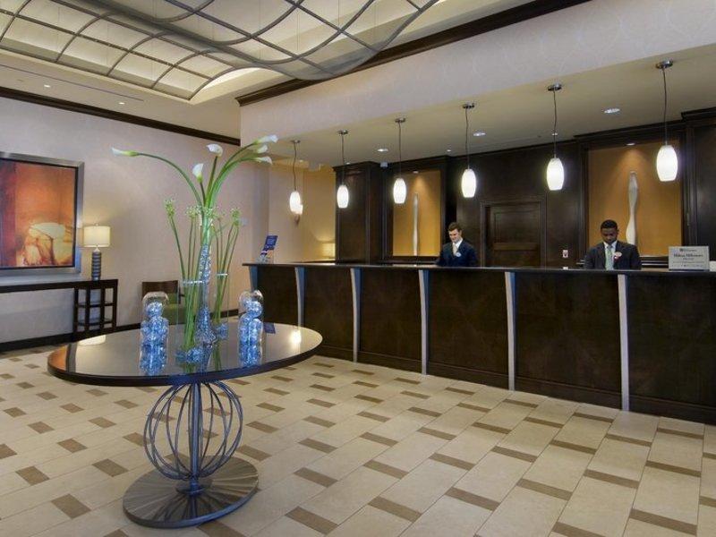 Hilton Garden Inn Atlanta Downtown Lounge/Empfang