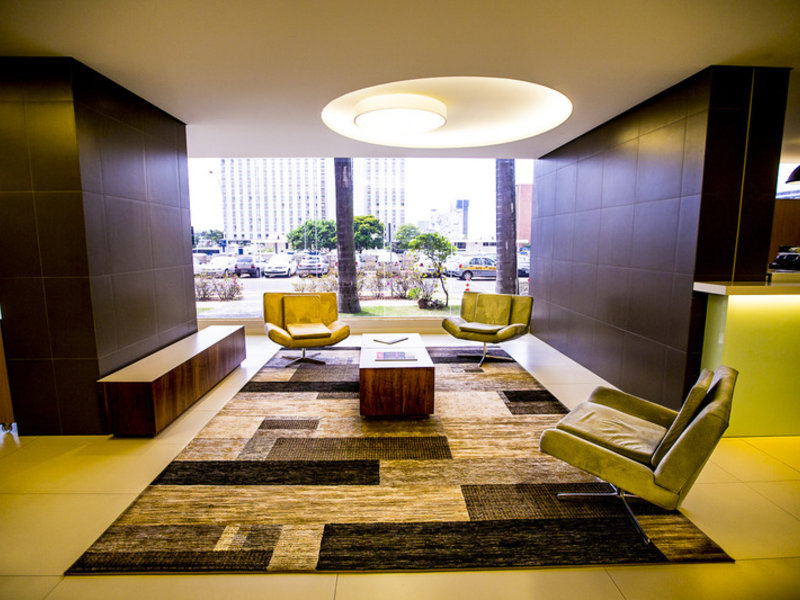 St. Paul Plaza Lounge/Empfang