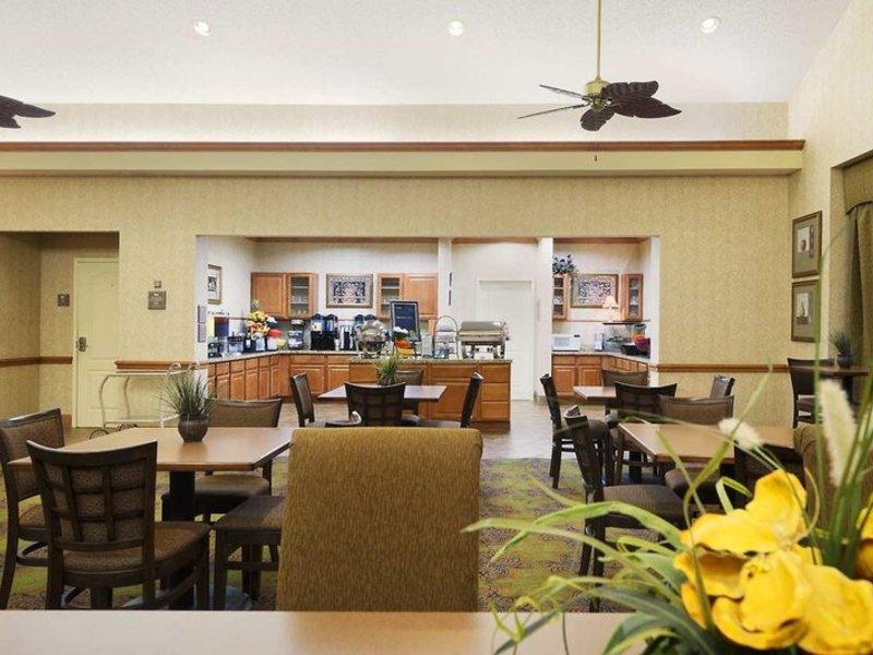 Homewood Suites By Hilton HOU Intercontinental Airport Restaurant