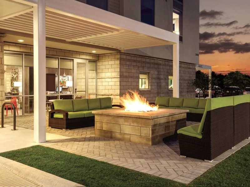 Home2 Suites by Hilton Austin North/Near the Domain Terrasse
